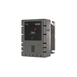 Aerionics - TX-6-HS - Macurco Hydrogen Sulfide Detector - Gas Detection - Dark Gray