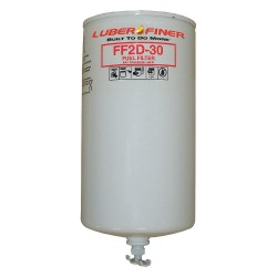 Luberfiner - FF2D-30 - Fuel Filter, Spin-On Filter Design
