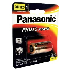 Panasonic - 4588183-36E896 - Lithium Battery
