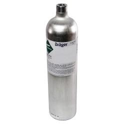Draeger - 4502155 - Hydrogen Sulfide Calibration Gas, 58L Cylinder Capacity