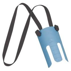 DMI / Briggs Healthcare - 641-3850-0000 - 5-1/2 x 2-1/4 x 8-3/4 Plastic Sock Aid, Blue