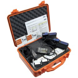 Draeger - 4056665 - Simultest Kit, Civil Defense/Haz Mat, Detects For Chemcial, Biological, Industrial Hazmat Agents