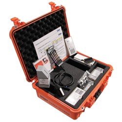 Draeger - 4056447 - Haz Mat Simultest Kit, without Pump, Detects For Industrial Gases and Vapors