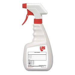 LPS Labs - 09120 - White HDPE Trigger Spray Bottle, 20 oz., 1 EA