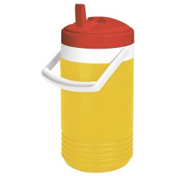 Igloo - 00041814 - 1 gal. Yellow Beverage Cooler