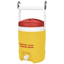Igloo - 00041812 - 2 gal. Yellow Beverage Cooler