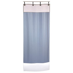 Cortech Correctional Tech - CCUR4093 - 93 x 40 Shower Curtain System