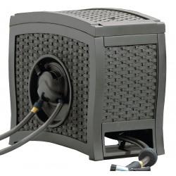 Suncast - RSW125D - Free Standing Hose Reel, Resin, 16-3/4 In.