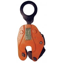 J.C. Renfroe & Sons - LJ-00.50-A - Plate Clamp, 1000 lb, Vertical, 0 to 3/4 In