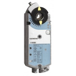 Siemens - GBB131.1U - 24VAC Floating Electric Actuator, -25 to 130F, 221 in.-lb., 125 sec., Includes: Mounting Bracket S