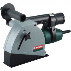 Metabo - MFE30 KIT - Wall Chaser/Crack Chaser, 9000 No Load RPM, 12 Amps @ 120V, Slide Switch Type