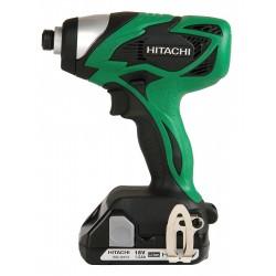 Hitachi - WH18DSAL - New Hitachi WH18DSAL 18V Cordless HXP Lithium-Ion Compact Pro Impact Driver