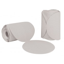 ARC Abrasives - 11-34950 - 5 Coated Sanding Disc Roll, 80 Grit, Medium Grade, Aluminum Oxide, 1 EA