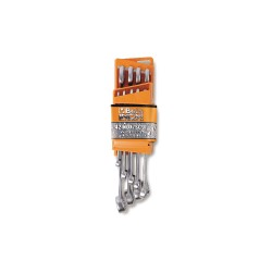 Apex Tool - 000420387 - 9-Piece Standard Combination Wrench Set, Metric, Range of Lengths: 4-1/2 to 9, Points: 12