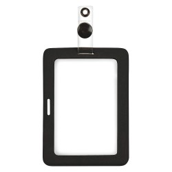 Other - 038940 - Badge Holder, Rubberized, PK2
