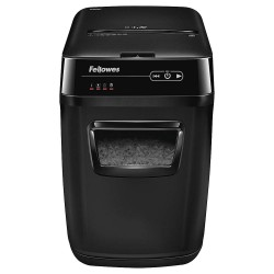 Fellowes - 200C - Personal Paper Shredder, Cross-Cut Cut Style, Security Level 4