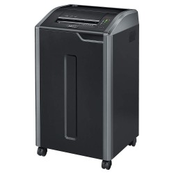 Fellowes - 425I - Large Office Paper Shredder, Strip-Cut Cut Style, Security Level 2