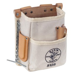 Klein Tools - 5125 - 55100 Electrician Pouch, Ea
