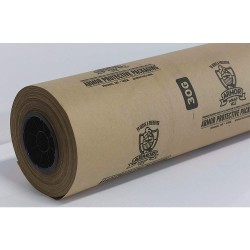 Armor Products - A30G12200 - Paper Roll, 30 lb. Basis Weight, 600 ft. Length, 12 Width, Natural Kraft Color
