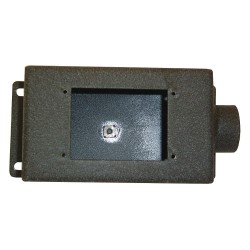 Electro-Matic - 02765-000 - Pushbutton Enclosure, 12, 13 NEMA Rating, Number of Columns: 0
