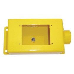 Electro-Matic - 02765-100 - Pushbutton Enclosure, 12, 13 NEMA Rating, Number of Columns: 0