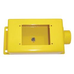 Electro-Matic - 02765-100 - Pushbutton Enclosure, 12, 13 NEMA Rating, Number of Columns: 0