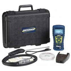 Bacharach - 0024-8512 - Bacharach Fyrite Intech Combustion Analyzer; O2/CO, Reporting Kit