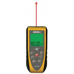 Johnson Level - 40-6001G - Laser Distance Meter 165 ft. Max. Distance, 1/16 Accuracy