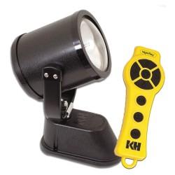 KH Industries - NR3C-1C100-WS - Vehicle Spotlight, Wireless, 100W, 12VDC