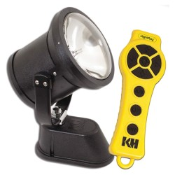 KH Industries - NR4C-1C100-WS - Vehicle Spotlight, Wireless, 100W, 12VDC, 8A