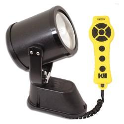 KH Industries - NR3C-1C100-WD - Dual Vehicle Spotlight, 100W, 12VDC