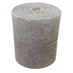 Oil Dri - L70479G - Universal Absorbent Roll, Heavy, Polypropylene, 150 ft., 1EA