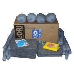 Oil Dri - L90550RG - Universal Spill Kit, 50 gal. Box