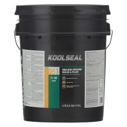 KST Coatings - KS0073300-27 - 55 gal. Sealer, Covers 100 sq. ft./gal., Black