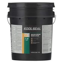 KST Coatings - KS0073600-20 - 5 gal. Driveway Sealer and Filler, Covers 100 sq. ft./gal., Black