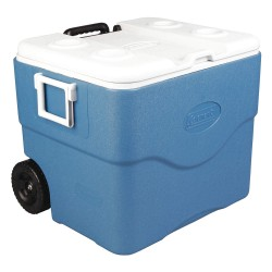 Coleman Company - 3000001733 - 75 qt. Blue Chest Cooler