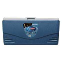 Coleman Company - 6200A748 - 100 qt. Blue Chest Cooler
