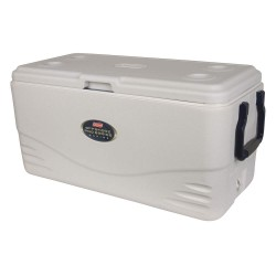 Coleman Company - 3000003695 - 100 qt. White Marine Chest Cooler