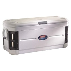Coleman Company - 3000002237 - 200 qt. White Marine Chest Cooler