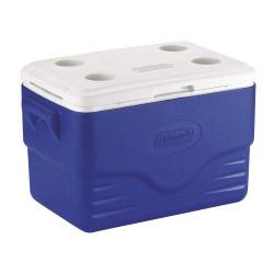 Coleman Company - 6281A718G - 36 qt. Blue Personal Cooler