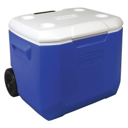 Coleman Company - 3000005152 - 60 qt. Blue Chest Cooler