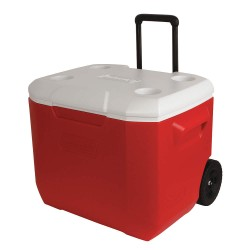 Coleman Company - 3000001998 - 60 qt. Red Chest Cooler