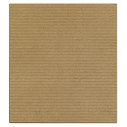 Other - 36MZ33 - Kraft Brown Corrugated Pads, 19-7/8 Length, 11-7/8 Width
