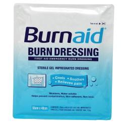 Burnaid / Rye Pharmaceuticals - 3068 - Burn Dressing, Sterile, White