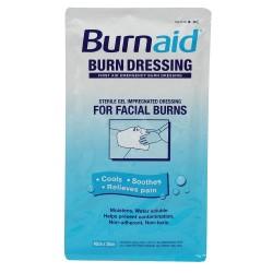 Burnaid / Rye Pharmaceuticals - 3070 - Burn Face Dressing, Sterile, White