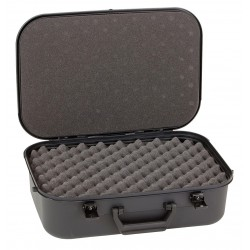 Plano Molding - 1010089 - Case, 19 In Lx13-3/8 In Wx7, Black