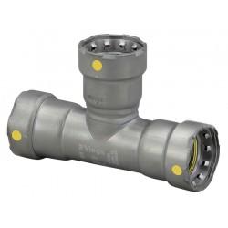 Viega - 25376 - Carbon Steel Tee, Press x Press x Press Connection Type, 1-1/2 x 1-1/2 x 1-1/4 Tube Size