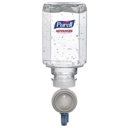 Purell - 1450-08-2PK - 450mL Hand Sanitizer Bottle, 2 PK