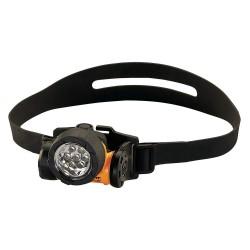 Streamlight - 61024 - LED Headlamp, Plastic, 100, 000 hr. Lamp Life, Maximum Lumens Output: 85, Yellow