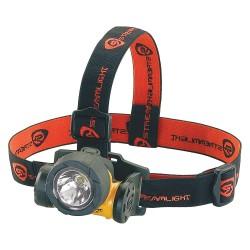 Streamlight - 61026 - LED Headlamp, Plastic, 50, 000 hr. Lamp Life, Maximum Lumens Output: 90, Yellow